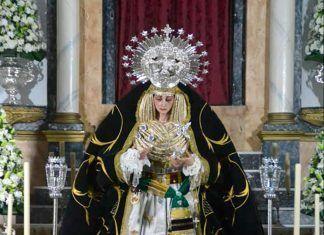 Stmo. Cristo de la Agonía y María Stma. de los Dolores, Montijo. (foto: Pablo Iglesias Aunión)